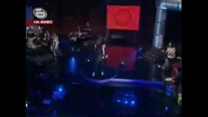 Music idol 3 - малък концерт - Дарко Илиевски