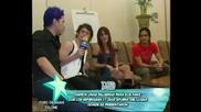 Rbd - Entrevista No Concierto Exa 2008 Em