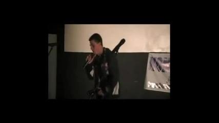 Най - добрия млад Бг рап изпълнител - Kay - R - вишнева целувка