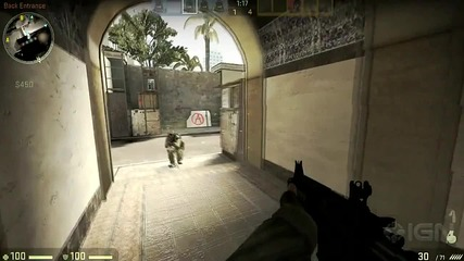 Counter Strike Global Offensive - Dust