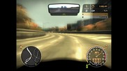 Need For Speed Most Wanted - City Perimeter 1:29.51 P R