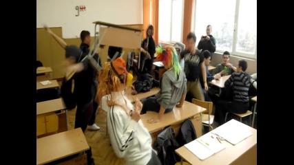 Пгее Пловдив - Harlem Shake (9ж кл.)