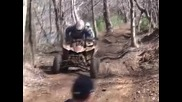 gncc series atv racing in morganton nc (hq 360p)