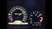 Mercedes SL 55 AMG Вдига 300 Км/ч Без Проблем