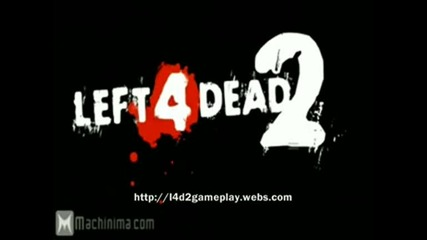 !!! New 2009 Left 4 Dead 2 E3 2009 Teaser Trailer !!!