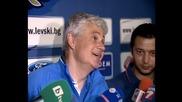 Стойчо Стоев: Ясно е, че с юношите няма да изкараме сезона