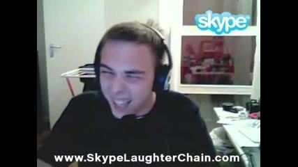 Най - доброто от skype - смях
