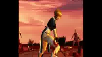 Dead Fantasy 5 - Tifa Vs Hayate & Ninjas