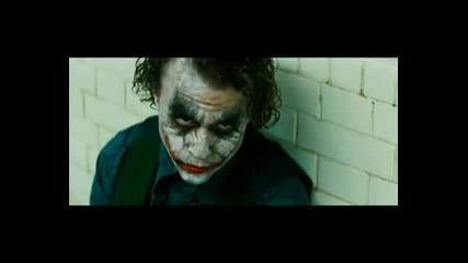 Истеричният Смях На Жокера [the Dark Knight]