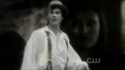 Damon Elena ;; Anywhere but here!