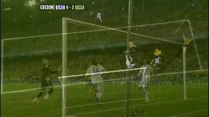 Greece 0 - 2 Sweden - Hansson
