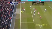 Tottenham 1-3 Manchester United