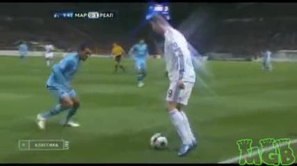 Cristiano Ronaldo 2009 2010 Real Madrid *hq*