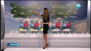 Прогноза за времето (28.12.2015 - централна)