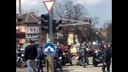 протестите заради високите цени на горивата