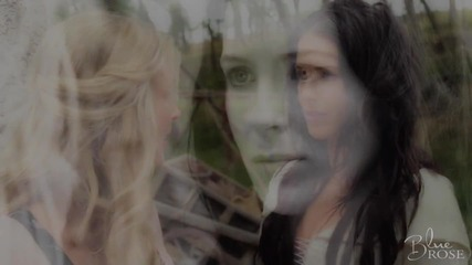 Kahlan & Cara - Like A Ghost (legend of the seeker)