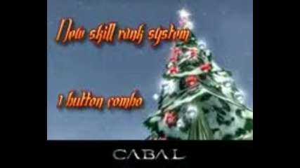 Cabal Online Xmas Hq Version