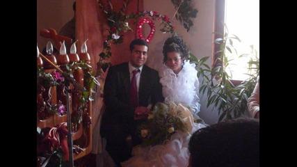 Svatba na Emi i Yanko