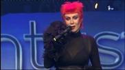Lepa Brena kao Josipa Lisac - O jednoj mladosti, Fantastic Show ( Tv Prva 24. Dec. 2014 )