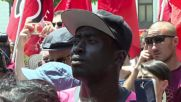 Italy: Hundreds demand justice for slain Malian labourer in Reggio Calabria