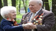 9 мая. Спасибо ветеранам за победу - от внуков