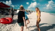 Caroline Wozniacki Gets Wet Gives You A Cheeky Show - Outtakes - Sports Illustrated Swimsuit