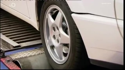 Fifth Gear's Jason Plato services Volkswizard's Vw Corrado Vr6 to see if can produce more power