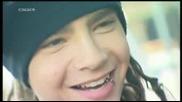 Tom Kaulitz и Chantelle флиртуват 2009