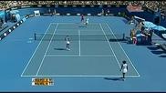 Australian Open 2009 Serena Williams-venus Williams - Svetlana Kuznetsova-nadia Petrova