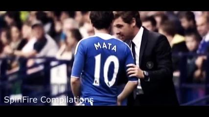 Juan Mata - The Little Magician