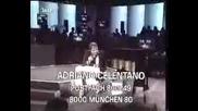 **превод** Adriano Celentano - Svalutation
