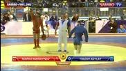 Финалната среща на Марко Косев на световната купа в Казахстан