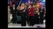 Lepa Brena&lepa Lukic - Ot Izvora Dva Putica (novogodisnji Grand show)