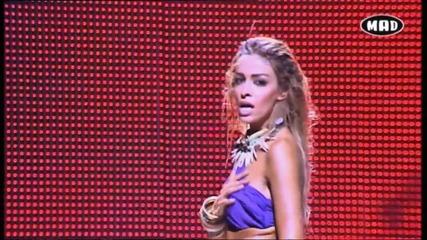 гръцко горещо * Eleni Foureira - Rantevou sti Paralia Vs. Conga