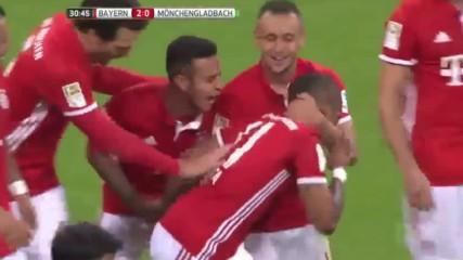 22.10.16 Байерн Мюнхен - Борусия Мьонхенгладбах 2:0