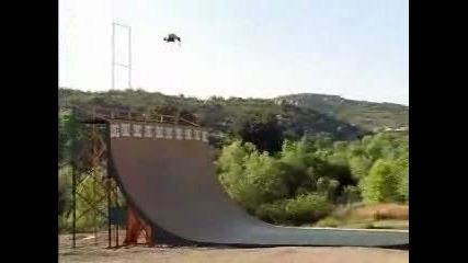 Най-Откачения Скейтър на Света