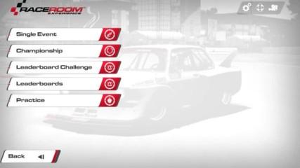 Raceroom Racing Experience menu music