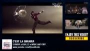 Dj Ryson - C'est la Shakira (shakira - Khaled - Marc Anthony)
