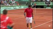 Nadal vs Schwank - Roland Garros 2012