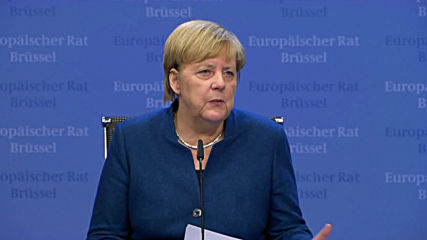 Belgium: UK 'will lose out' after Brexit whilst becoming EU competition - Merkel