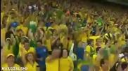 Бразилия 3 - 1 Хърватия 12.06.2014
