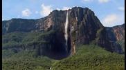 Най-високия водопад в света - Анхел