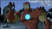 Яката анимация Върховни Отмъстители (2006)