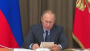 Russia: Putin urges defence industry to address supply 'flaws' at Sochi meeting