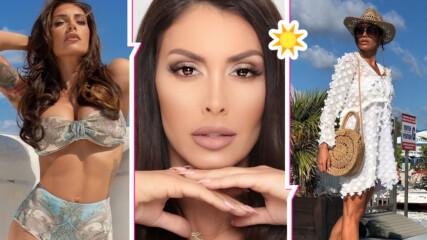 Горещото лято на Златка Димитрова: Моделката загатна за новата си любов