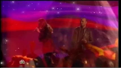 Arash feat Helena Emelie Fjällström- Pure Love- on Ntv New Year night 2015