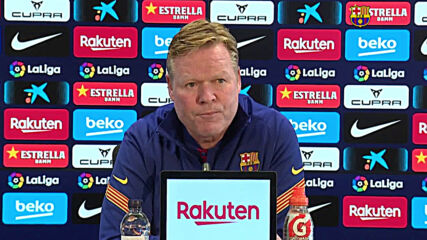 Spain: Barca's Koeman describes two-game ban as 'personal' ahead of Atletico Madrid clash