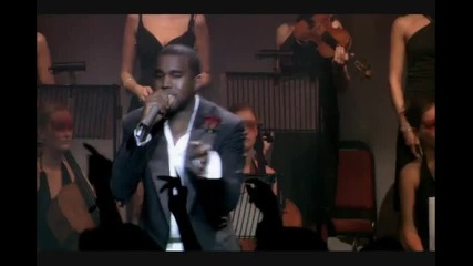 Kanye West - All Falls Down Live - Late Orchestration - Превод