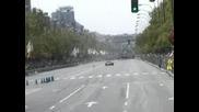 Formula 1 - Алонсо На Улиците В Мадрид