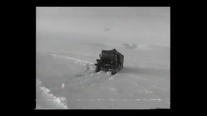 Студ,сняг Камион